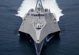 Как устроен первый стелс-эсминец США «Zumwalt»
