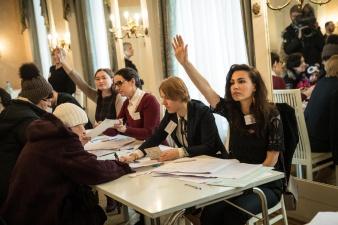 Выборы президента РФ в Эстонии: Путина поддержали 94% проголосовавших