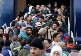 Потоки мигрантов «топят» Евросоюз