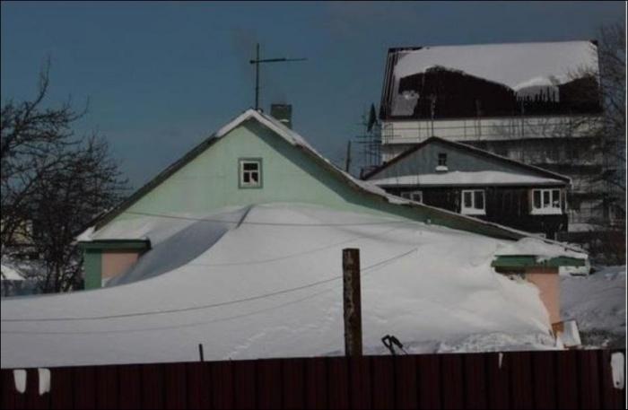 Начало весны в Южно-Сахалинске