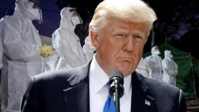 Трамп: в случае проблем с Китаем можно было бы полностью прекратить с ним отношения