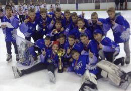 Нарвские хоккеисты победили в Могилёве