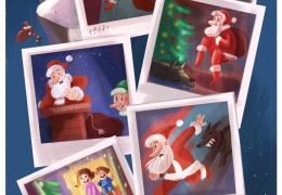 История о том, как выглядит тайная жизнь главного героя Нового года