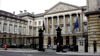 Парламенту Бельгии предложили отменить антироссийские санкции