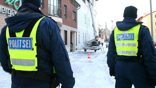 Два нарвских полицейских попали на скамью подсудимых за избиение задержанного