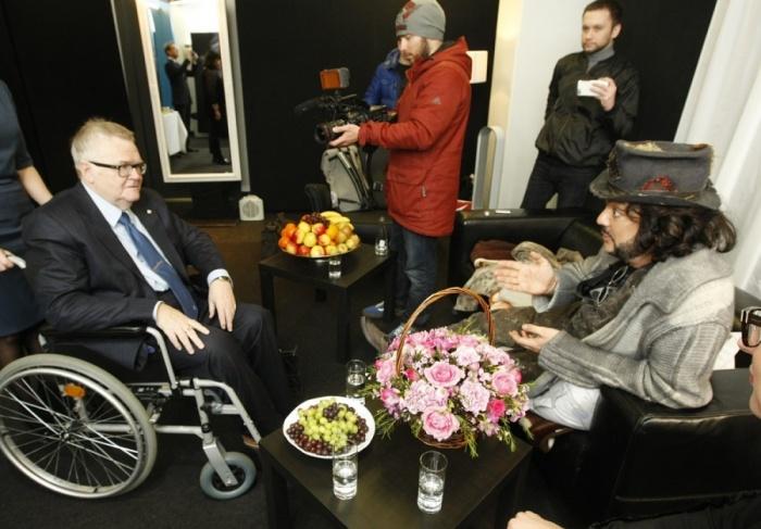 Сависаар посетил концерт Киркорова: лидер центристов отметил прекрасную форму певца в его почти 50 лет