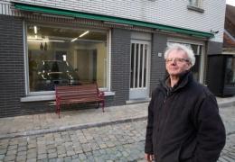 Необычный гараж бельгийца