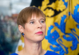 Керсти Кальюлайд: президент обращается в Государственный суд не ради победы или поражения