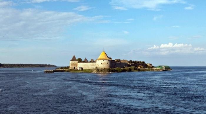 Ладожское озеро