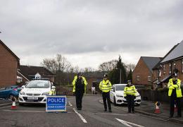 Sky News: после химатаки в Солсбери полиция Великобритании изучит автомобиль Юлии Скрипаль