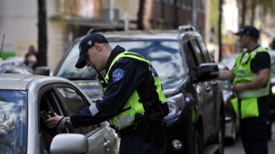 За езду в пьяном виде у жительницы Таллинна конфисковали автомобиль