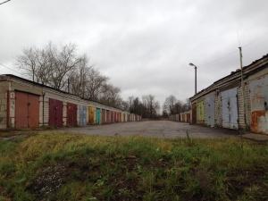 В Нарве обокрали два гаража, расположенные на улице Раху.
