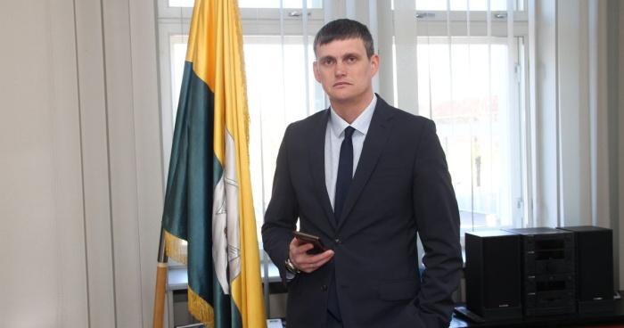 Экс-мэр Нарвы Евграфов пойдет на выборы со своим избирательным союзом