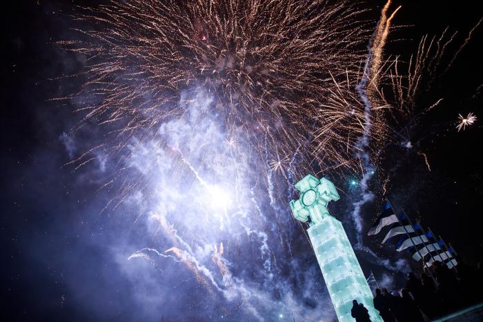 Таллинн может отменить новогодние салюты