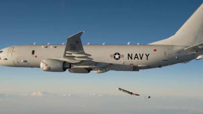 Американские самолеты-шпионы замечены над Черным морем