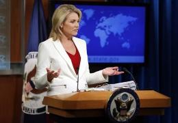 """""""Вы из России, этим все сказано"""": Науэрт оскандалилась на брифинге госдепа США"""