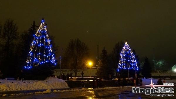 Фейерверк на Петровской Narva 2015