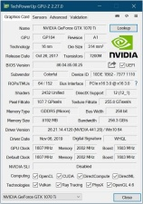 Вышла утилита GPU-Z v2.27.0 с поддержкой GeForce GTX 1650 Super