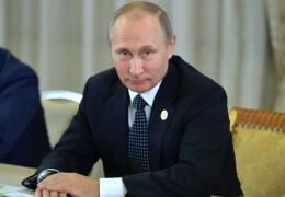 Путин поздравил Кальюлайд с Днем независимости Эстонии
