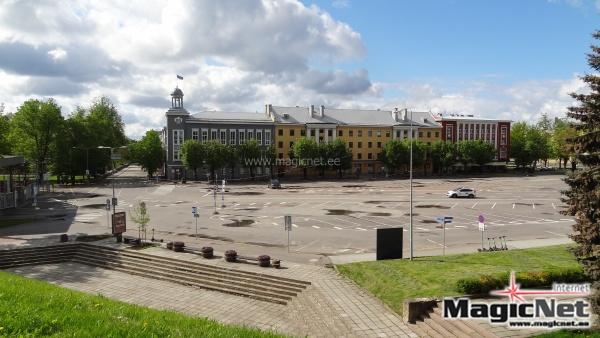 В Нарве упразднили пост вице-мэра
