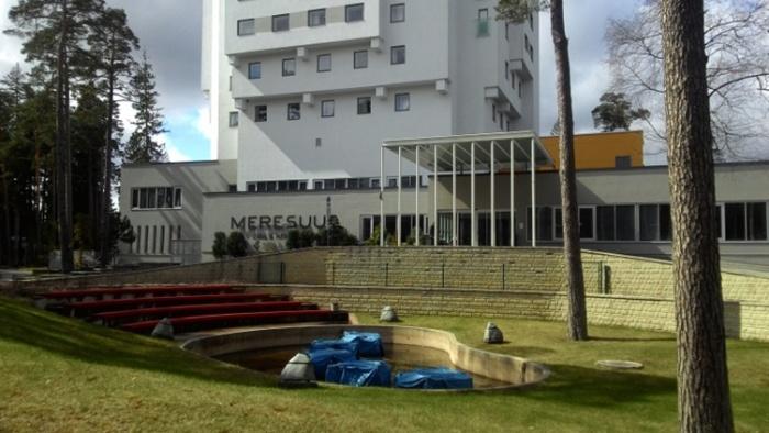 Все работники спа-отеля Meresuu получили уведомление о сокращении