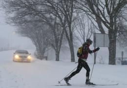 Из-за метели в ближайшие дни снежный покров может вырасти на 15 см