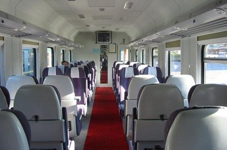 С нового года доехать из Нарвы до Таллинна на поезде можно будет за 2,5 часа