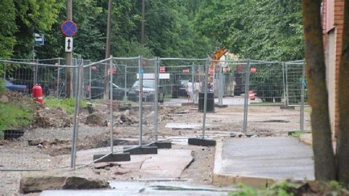 Информирование горожан о закрытии улиц в Нарве провалилось