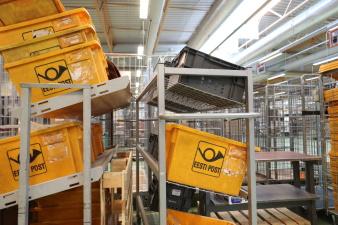 Убытки Eesti Post с начала года составили 700 000 евро