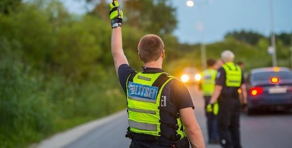 Полиция задержала в Ида-Вирумаа несовершеннолетних воров топлива