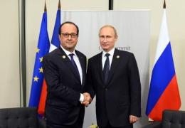 Визит Олланда в Москву: Россия и Франция могут объединиться против ИГ