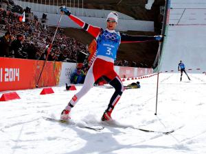 Норвежские двоеборцы выиграли Олимпиаду в командных соревнованиях
