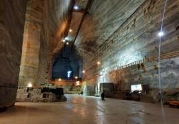 Соляная шахта Прахова