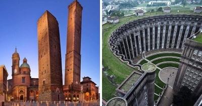 15 небанальных сооружений со всего мира, способных удивить