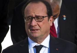 Олланд прилетел в Москву, чтобы обсудить с Путиным создание коалиции по борьбе с ИГ