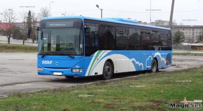 В Нарве ищут автобусного перевозчика на ближайшие 8 лет