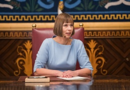 Президент Кальюлайд созвала совет по гособороне в связи с ситуацией в Сирии
