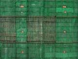 Коконоподобные строительные леса Гонконга как особый вид искусства
