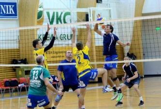 Новости нарвского волейбола