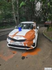 Жесткое наказание за парковку в неположенном месте