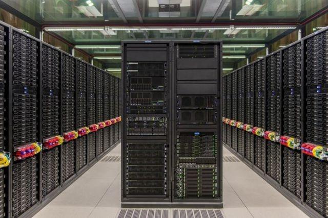 Необычное здание для суперкомпьютер под названием MareNostrum