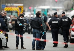 Знакомые подтвердили алиби подозреваемого в атаке на редакцию Charlie Hebdo