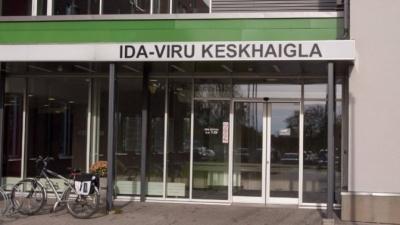 В Ида-Вируской центральной больнице перестроили целый этаж для приема зараженных коронавирусом