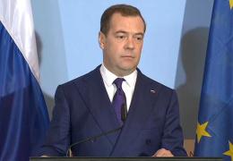 Медведев: вмешательство России в европейские выборы - параноидальная чушь