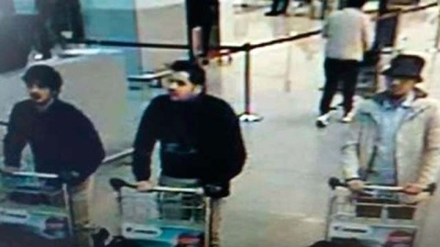 Спецслужбы ищут предполагаемого сообщника боевиков, совершивших теракт в Бельгии