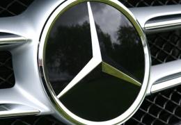С финского конвейера сошел первый Mercedes