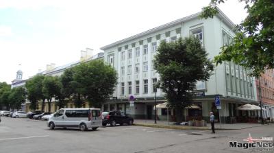 В Нарве снова будут искать директора для Департамента архитектуры и планирования