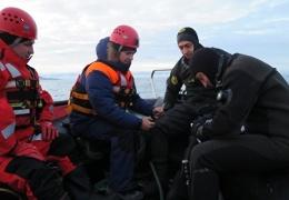 Норвежцы передали России черные ящики вертолета, разбившегося у Шпицбергена  Подробнее: