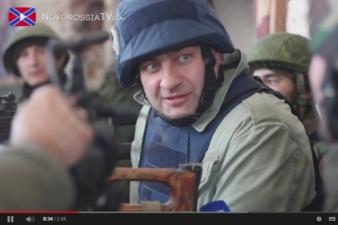 Пореченков из «черного списка» Латвии и Украины снимется в сериале, место действие которого – граница Эстонии и РФ