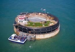 В Великобритании выставили на продажу военный форт за 4,25 миллиона фунтов стерлингов